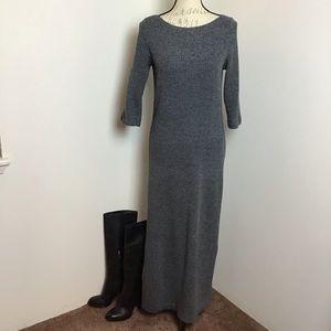 Petite- Jones New York Knit Maxi Dress